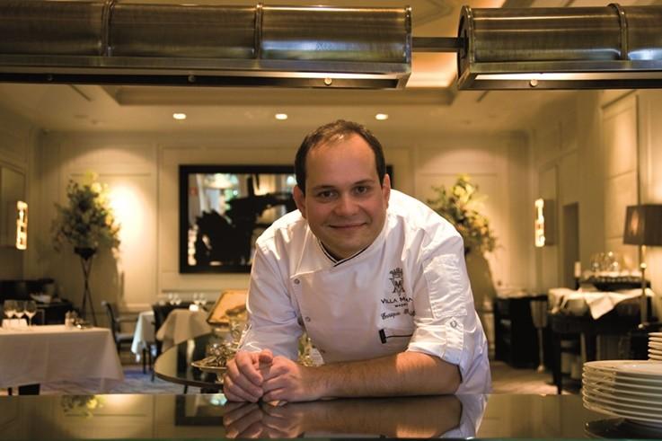 Entrevista a nuestro chef, director y presentador, Quique Rodríguez